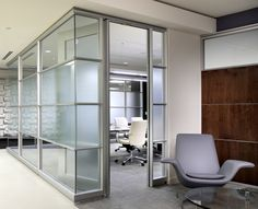 Dirtt Pivot Doors - Are your clients impressed by your space?!?...