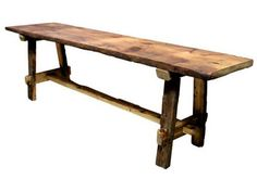 We have a few old planks from a barn that came down and I think this would be a cute coffee table for a small room