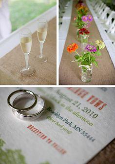 featured farm wedding | KATHY + GREG