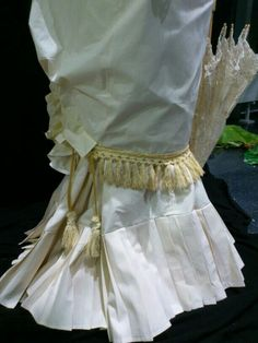 Estudo para vestiario. S. XIX