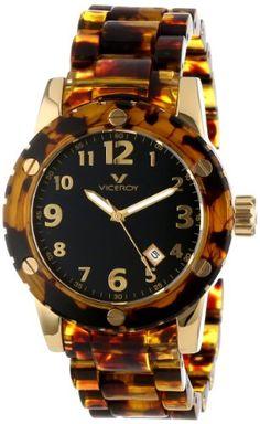 Reloj Viceroy Femme 47666-55 Mujer Negro #relojes #viceroy
