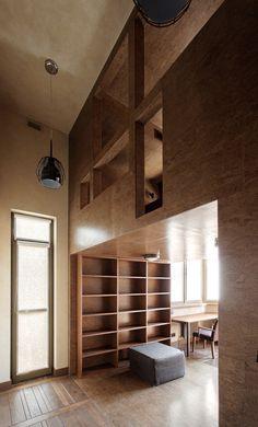 Gallery of Multi-Level Apartment / Peter Kostelov - 17