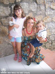 I miei bambini   - Matilde from Italia   - Visit 1family: http://www.unhcr.org/1family