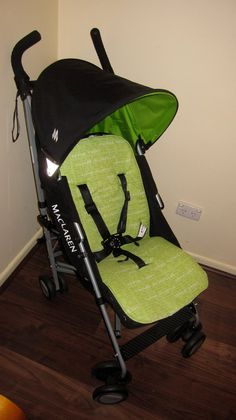 How to draft a pram liner pattern