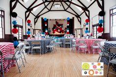 DIY Retro Wedding featured in Mingle Magazine | destinationcreate.com