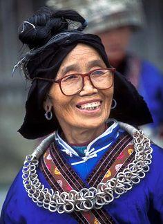 Travel Asian China Miao people