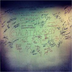 2011/2012 Turkish Super Lig Champion ==>  ''Galatasaray'' Congratulations Galatasaray !!!!