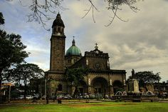 The Manila Cathedral, also known as the Minor Basilica of the Immaculate Conception, was the seat of the Archbishop of Manila during the Spanish colonial period in the Philippines, and still remains the ecclesiastical seat of the Archdiocese of Manil Manila, it is among the many most densely populated towns within the planet, by having quite a few parks, testaments, historic landmarks in addition to sights unfold across the city and its encompassing metropolitan space, Metro Manila.