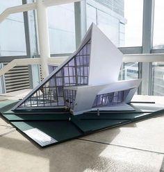 """Project by Solomonova x Amine Aljami - Swipe for plans Water Architecture, Sketchbook Architecture, Perspective Architecture, Tectonic Architecture, Texture Architecture, Collage Architecture, Concept Models Architecture, Maquette Architecture, Landscape Architecture Model"