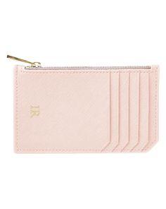Spectra Card Case - Blush Pink - Luxemono