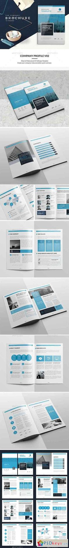 Report Template Brochures, Template and Brochure template - professional report template