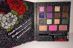 @bhcosmetics Dark Rose palette Review  This palette is great! Creamy and highly pigmented shadows!   Eye makeup, eye shadow, palette, Review, Makeup review, Makeup, Beauty, BH Cosmetics, Dark Rose, Eyes