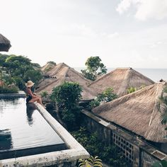 Sometimes the dreams that come true are the dreams I never even knew I had.  @fsbali by traveljunkiediary