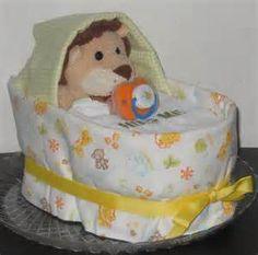 Bassinet Diaper Cake - Bing Images