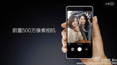 22 Eylül'de resmen tanıtılacak olan Xiaomi Mi 4c bugün firmanın başkanı tarafından iPhone 6'nın ön kamerası ile karşılaştırması yapıldı