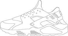 super popular edb81 646eb Shoe Drawing, Jordan Shoes, Jordans
