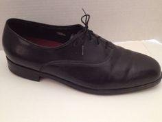Florsheim Shoes Mens Size 12 E Wide Comfortech Black Oxford Lace Up 12W #Florsheim #Oxfords