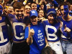 Lifelong UK fan and star of The Hunger Games' Josh Hutcherson cheers the Cats on to victory over the Cards!!