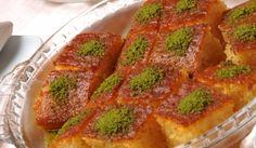 Оригинално турско реване - Рецепта. Как да приготвим Оригинално турско реване. Добре е първо да приготвите сиропа,...