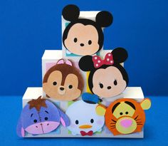 """A Star For Chiemi: """"Tsum Tsum""""-ing by with Birthday Wishes"""