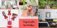 Great Top  Crafts fo