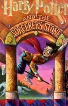 Harry Potter và hòn đá phù thuỷ #wattpad #phiu-lu