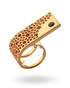 Merdinger - Gold Magic Carpet Ring