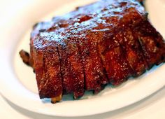 Make-Ahead Meals: 28. Slow Cooker BBQ Ribs