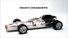 Lego Honda RA 300 By Nico71