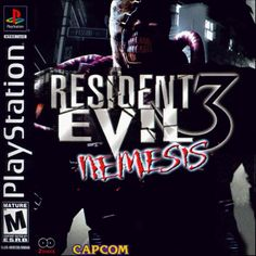Resident Evil 3 - Nemesis # ps1 # Sony PlayStation One