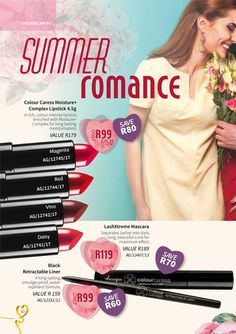 We are the proud distributors of the Annique range of products. Shop in our store, pay safely online and we will deliver to anywhere in South Africa. Find monthly specials, daily price busters and all your Annique product requirements. Summer Romance, Natural Remedies, Mascara, Curls, February, Health And Beauty, Skincare, Lipstick, Diet
