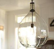 bulb pendant light - Pottery Barn
