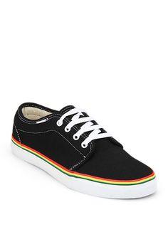 b62259e628e Buy Vans 106 Vulcanized Black Sneakers Online - 3498870 - Jabong
