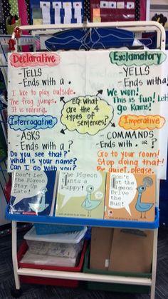 Throwback Thursday - Pigeon Sentences! - First Grade Fairytales