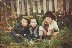 Great siblings styling by Simplicity Photography