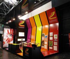 montaje de stands de diseño para ferias en barcelona