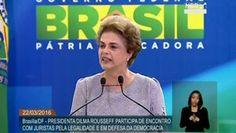 Portal Galdinosaqua: O discurso da Pres: Dilma Rousseff na íntegra