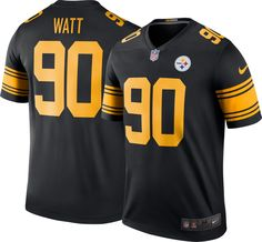the latest eb385 fa0f3 Nike Men's Antonio Brown Pittsburgh Steelers Salute to ...