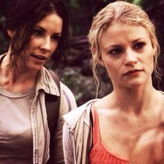 Claire and Kate