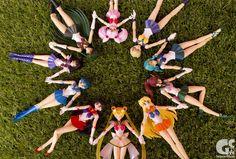 sailor_uranus sailor_neptune sailor_mars artemis bandai sailor_venus sailor_pluto sailor_mercury s.h.figuarts sailor_jupiter bishoujo_senshi_sailor_moon toei_animation takeuchi_naoko super_sailor_moon sailor_chibimoon sailor_saturn bishoujo_senshi_sailor_moon_s Sailor Moon Drops, Sailor Chibi Moon, Sailor Pluto, Sailor Neptune, Sailor Jupiter, Sailor Venus, Sailor Mars, Sailor Mercury, Sailor Moon Crystal