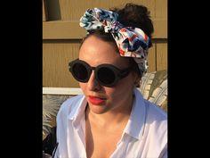 Style head ....style sunglasses