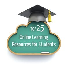 Top 25 Online Learning Resources for Students