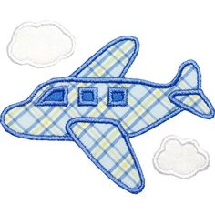 Hey, I found this really awesome Etsy listing at https://www.etsy.com/listing/219869134/airplane-applique-digital-machine
