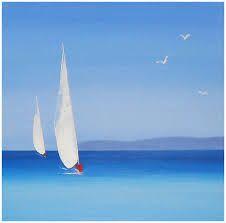 Image result for peinture acrylique paysage