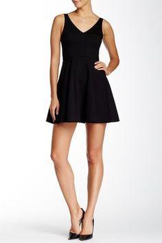 A-Line Flounce Dress