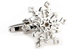 Snowflake Cut Out Design Cufflinks with a Presentation Gift Box MRCUFF http://www.amazon.com/dp/B00NP3V7P6/ref=cm_sw_r_pi_dp_1titwb0KTQDVP