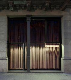 Lexington Bar . Marcos Catalán . Barcelona (Spain)