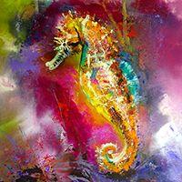 Antigua Artist, Naydene Gonnella, Pelican Paintings