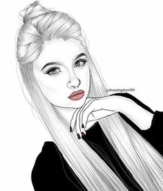 There are already enthralling, inspiring and awesome images tagged with drawings Hipster Girl Drawing, Tumblr Girl Drawing, Hipster Drawings, Tumblr Art, Girl Drawing Sketches, Girl Sketch, Tumblr Girls, Cool Drawings, Black Girl Art