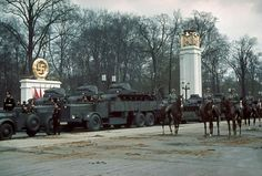 Homens e máquinas do Nazismo.